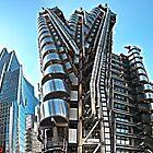 The Lloyds Building by Duncan Longden