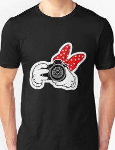 Minney Mouse SLR Unisex T-Shirt