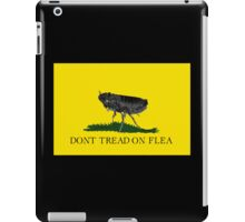 Flea Party iPad Case/Skin