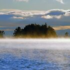 Small Island Mists by appfoto