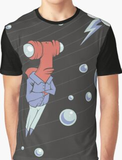 Sharkbait: A Journey Through Time and Space Graphic T-Shirt