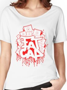 FatCap Women's Relaxed Fit T-Shirt