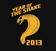Year of the Snake (Escaped Version) Unisex T-Shirt