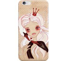 Swan Princess ~ Sketch iPhone Case/Skin
