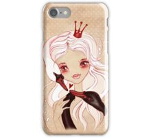 Swan Princess ~ Sketch iPhone Case/Skin