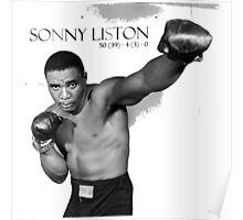 Sonny Liston Poster