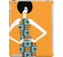 Retro Fashion iPad Case/Skin