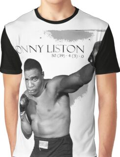 Sonny Liston Graphic T-Shirt