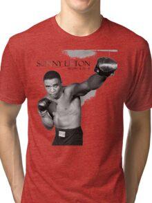Sonny Liston Tri-blend T-Shirt