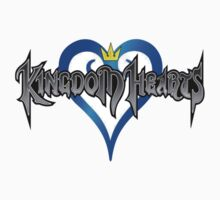 Kingdom Hearts Logo Kids Clothes