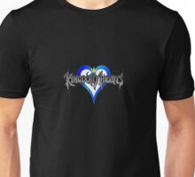 Kingdom Hearts Logo Unisex T-Shirt