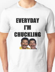 Everyday I'm Chuckling Unisex T-Shirt