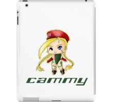 Chibi Cammy iPad Case/Skin