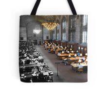Harper Library: 1945-2012 Tote Bag