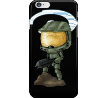 Chibi Master Chief iPhone Case/Skin