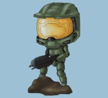 Chibi Master Chief alt. Kids Clothes