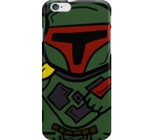 LUCKY BOBA CAT iPhone Case/Skin