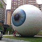 Chicago Eyeball by Avi Schwab
