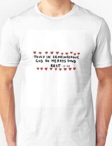 Remembering Allah T-Shirt