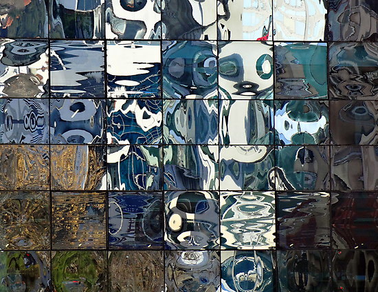 Many Windows by Stephen Maxwell