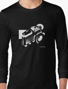 Studio Inverse Abstract Camera Long Sleeve T-Shirt