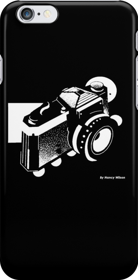 Studio Inverse Abstract Camera by AstroNance