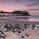 Cromer Pier, Norfolk, United Kingdom by Ursula Rodgers