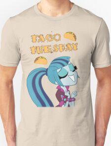 Sonata Dusk - Taco Tuesday - MLP FiM - Brony T-Shirt