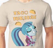 Sonata Dusk - Taco Tuesday - MLP FiM - Brony Unisex T-Shirt