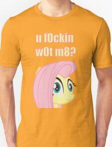 Fluttershy - MLP FiM - Brony Unisex T-Shirt