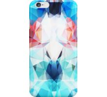 Multi Color Abstract Geometric Triangles Pattern iPhone Case/Skin