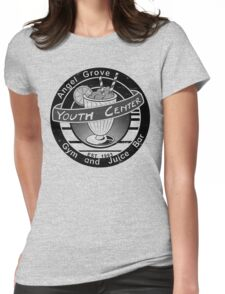 Angel Grove Gym and Juice Womens Fitted T-Shirt