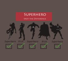 SuperHero StD by KreissCore