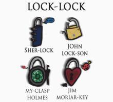 locklock by Johnny Cee
