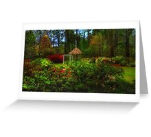 Cypress Gardens - Lagoon Greeting Card