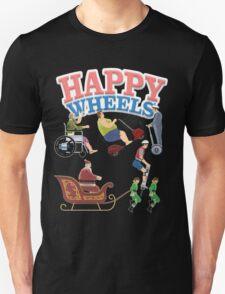 Happy Wheels design T-Shirt