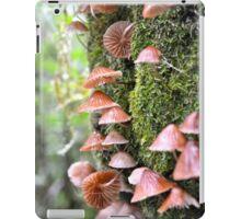 Wild Mushrooms iPad Case/Skin