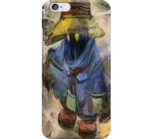 Lost Mage iPhone Case/Skin