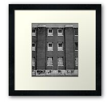 No way out... Framed Print