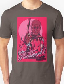 Hotline Miami 2: Wrong Number #3 T-Shirt