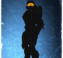 Halo 4 - Spartan 117 by bionicman31