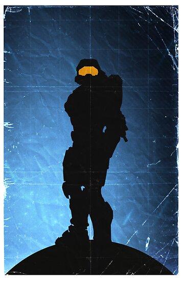 Halo 4 - Spartan 117 by bionicman31