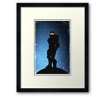 Halo 4 - Spartan 117 Framed Print