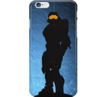 Halo 4 - Spartan 117 iPhone Case/Skin