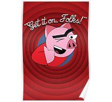 "Adam Carolla's ""Spanky Ham"" Poster"