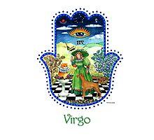 Hamsa for Virgo Photographic Print