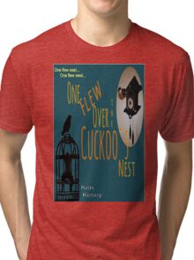 One Flew Over the Cuckoo's Nest Tri-blend T-Shirt