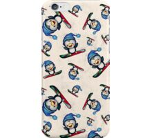 Too Cool To Penguin iPhone Case/Skin
