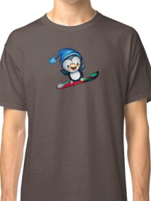 Too Cool To Penguin Classic T-Shirt