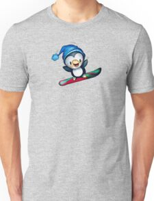 Too Cool To Penguin Unisex T-Shirt